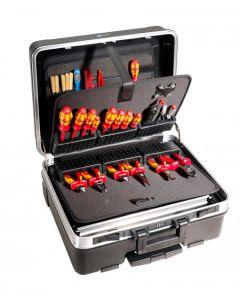 Kofer za alat na kotačima BW-GO 485x375x200mm