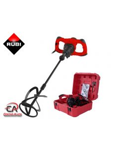 Rubi RUBIMIX-16 ERGOMAX Mješač ljepila boje ili morta 1600w 2 brzine max fi 160mm
