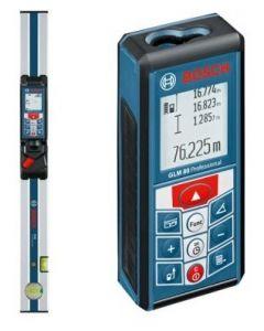 Bosch GLM 80 Laserski daljinomjer + Bosch R 60 Libela