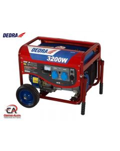 Dedra Agregat 3,2kW benzinski generator 7HP DEGB3600K