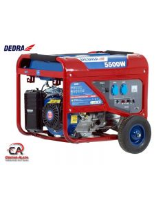 Dedra,DEGB6500K, Agregat, 5,0kW, benzinski generator  11HP