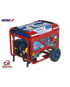 Dedra Agregat 6,5kW benzinski generator 15HP DEGB7503K