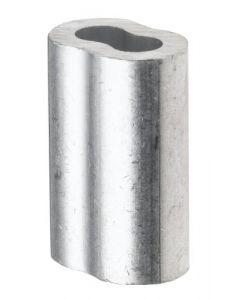 Aluminijski umetak 5,0mm za upresavanje čeličnih sajli