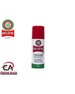 Ballistol univerzalno ulje 50ml sprej za oružije, alate ili finu mehaniku