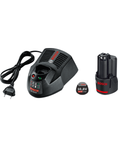 Bosch Punjač AL1130CV i baterija 10,8V 2,0Ah Li-Ion Professional
