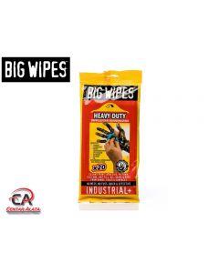 Big Wipes maramice za čišćenje ruku Heavy Duty pakiranje 20 komada
