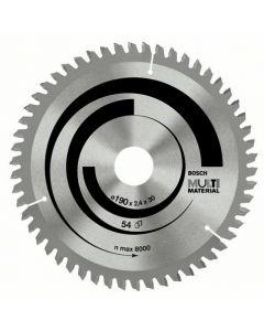 Bosch 230x2,4x30 64HM List kružne pile univerzalni 2608640513