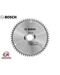 Bosch 254x3,0x30 80Z TCG List kružne pile za drvo i aluminij