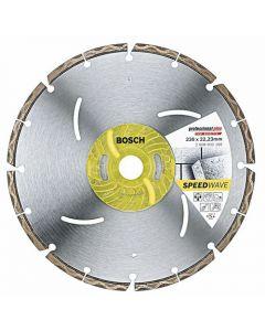 Bosch 115 dijamantna rezna ploča za beton ciglu blok 2608602162