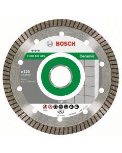 Bosch 115 Dijamantna rezna ploča za keramiku 2608602478