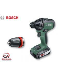 Bosch AdvancedDrill 18 Aku bušilica odvijač sa quick glavom i 1 baterijom