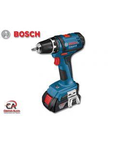 Bosch GSB 18-2-Li Aku udarna bušilica odvijač 2 baterije torba