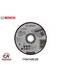 Bosch rezna ploča 115x1x22 za Inox