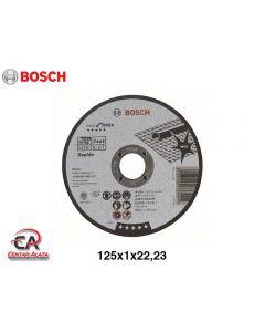 Bosch rezna ploča 125x1x22 za Inox