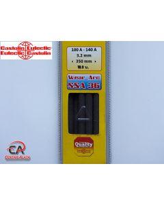 Castolin Wear Arc SSA 36 Elektroda za tvrdo navarivanje čelika
