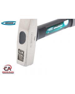 Bravarski čekić sa fiberglas držalom 500g DIN 1041