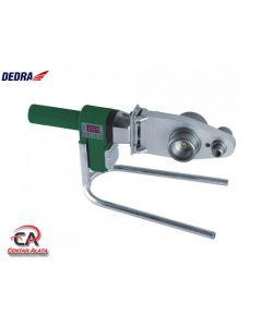 Dedra Alat za zavarivanje cijevi s LCD od 20-63mm 800W
