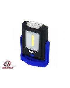 LED Svjetiljka 1 W COB + 3 LED s magnetnom bazom Dedra L1005