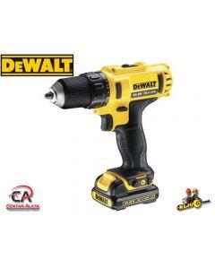 DeWalt DCD710S2FZ-QW Aku bušilica odvijač sa svjetiljkom i dvije baterije 10,8V 2,0Ah XR Li-Ion