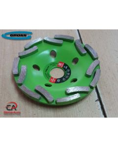 Dijamatni brusni lonac 125 mm