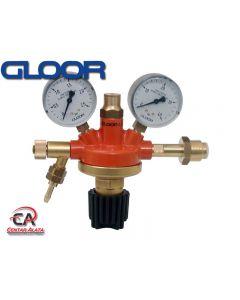 Gloor Reducir ventil acetilen 5100-A-6
