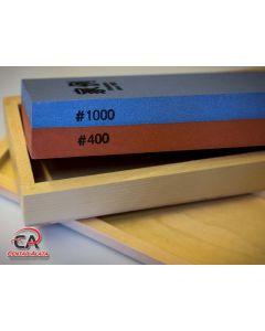 Japanski kamen za oštrenje 400-1000K dimenzije 200x60x30mm
