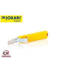 Jokari 28H Nož za skidanje izolacije sa kukom 8-28mm 10280 Secura