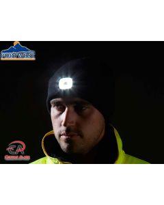 Portwest Kapa zimska sa LED svjetlom 150 LM 4h B029 -USB punjenje