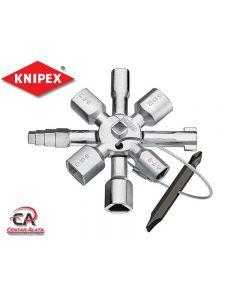 Knipex 00 11 01 Dvostruki univerzalni ključ za servisere TwinKey