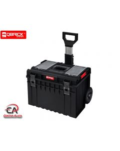 Kofer za alat QBrick System One Profi 450 Cart sa kotačima Heavy Duty 50 lit
