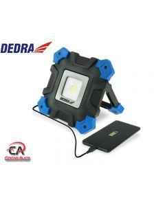 LED Radna svjetiljka 10W 800 lumena punjiva COBL1024