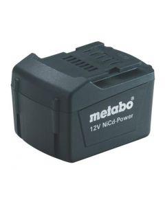 Metabo 12V 1,7Ah NiCd Baterija za akumulatorske bušilice 625452