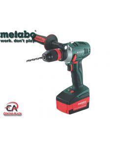 Metabo BS 18 LTX Quick Impuls Aku bušilica odvijač-izvijač 2x4,0Ah Li-Ion
