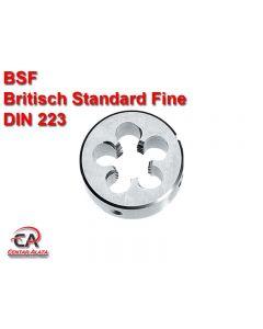 """Nareznica BSF 3/8""""x20 ručna DIN 233 HSS"""