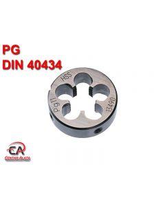 Nareznica PG 21 DIN 40 434 HSS ručna