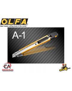 Olfa A-1 Skalpel 9mm grafičarski Auto-Lock