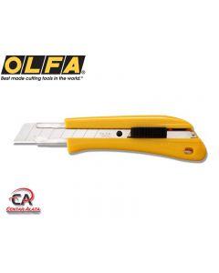 Olfa BN-AL Skalpel 18mm auto-lock sa čeličnom vodilicom