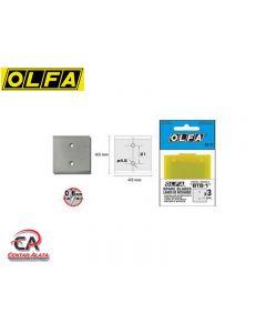 Olfa BTB-1 Nož rezervni 3u1 za Olfa BTC-1