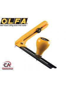 Olfa Skalpel šestar CMP-2 18mm za rezanje kružnica od 7-30cm