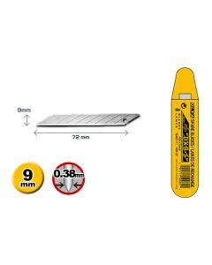 Olfa DKB-5 nož za skalpel 9mm kut oštrice 30° pakiranje 5 komada