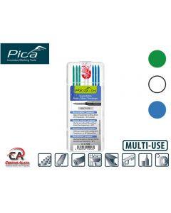 Pica-Dry ulošci za automatsku olovku 3 boje 10 komada 4040