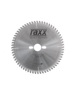 Raxx 216x3,2x30 Z 64 Negativni HM/CT List kružne pile za rezanje aluminija