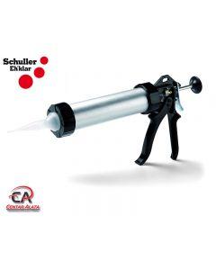 Pištolj za silikon MARATHON PRO aluminijski 400 ml Schuller