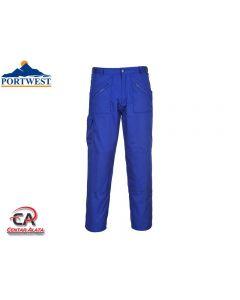 Hlače radne Action plave Veličina L S887 Portwest
