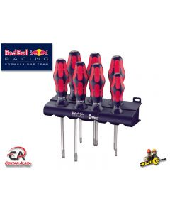 Red Bull Wera Garnitura izvijača-odvijača Laser vrh 7u1