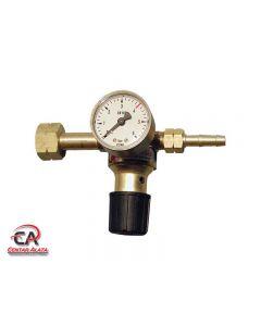 Reducir ventil CO2 Argon s manometrom