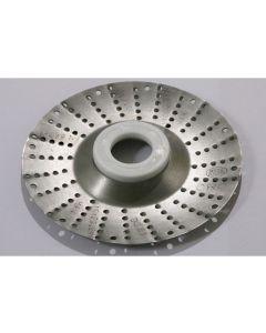 Roto Rašpa Kruna 2,5 mm