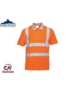 Portwest RT22 Polo majica narančasta