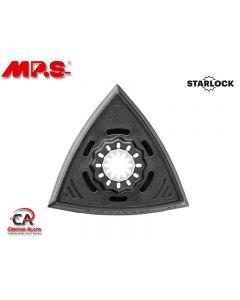 MPS 3920 StarLock trokut za brušenje s čičkom 80mm