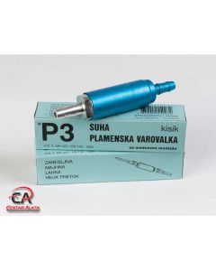 Suhi osigurač kisik za plinsko zavarivanje P3 za crijevo-crijevo